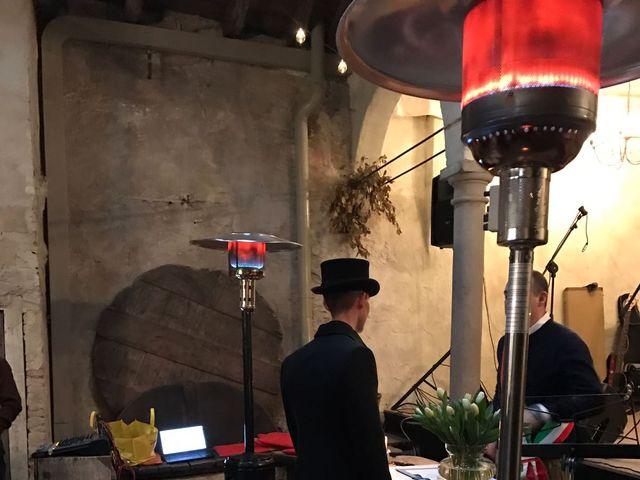 Il matrimonio di Mirko e Francesca a Torre de' Roveri, Bergamo 15