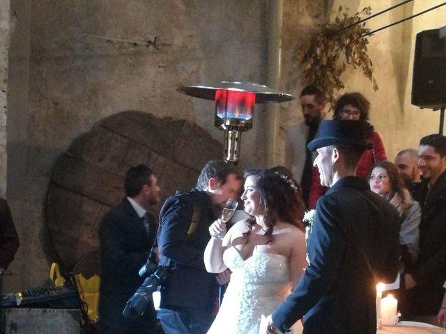 Il matrimonio di Mirko e Francesca a Torre de' Roveri, Bergamo 16
