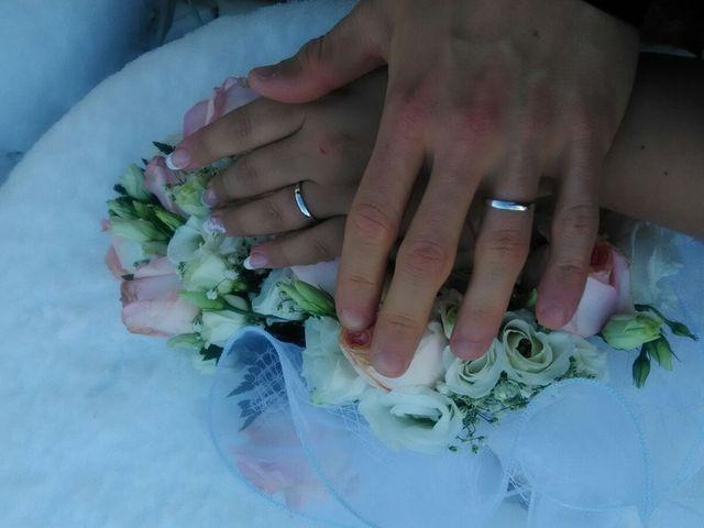 Il matrimonio di Mirko e Francesca a Torre de' Roveri, Bergamo 17