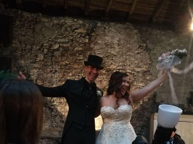 Il matrimonio di Mirko e Francesca a Torre de' Roveri, Bergamo 1