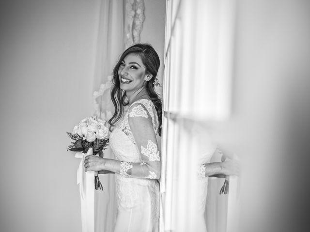 Il matrimonio di Luca e Giovannella a Favara, Agrigento 15