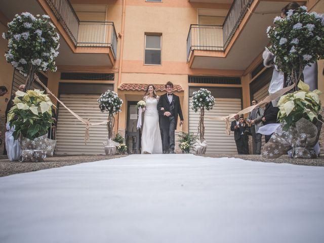 Il matrimonio di Luca e Giovannella a Favara, Agrigento 25
