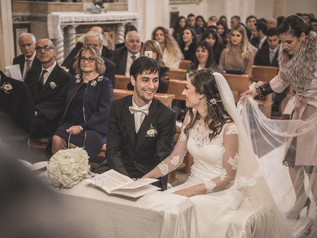 Il matrimonio di Luca e Giovannella a Favara, Agrigento 31