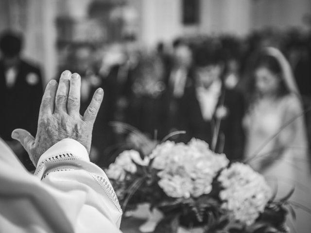 Il matrimonio di Luca e Giovannella a Favara, Agrigento 33
