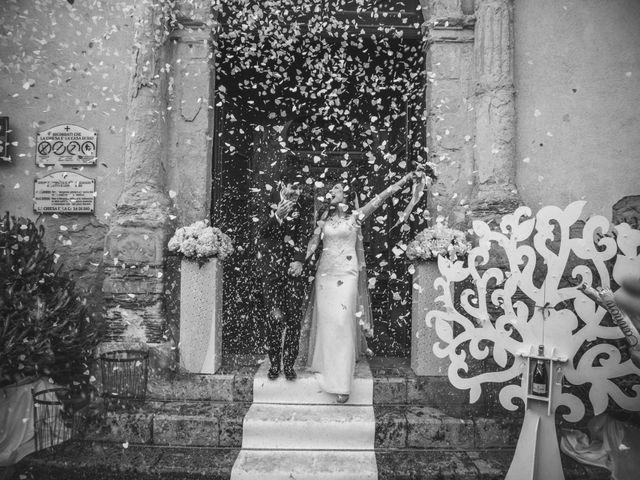 Il matrimonio di Luca e Giovannella a Favara, Agrigento 36