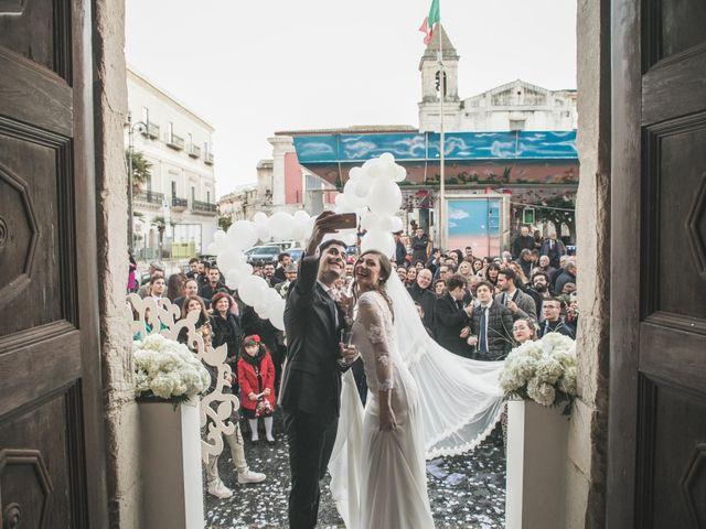 Il matrimonio di Luca e Giovannella a Favara, Agrigento 40