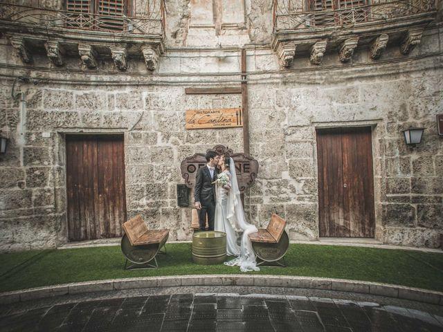 Il matrimonio di Luca e Giovannella a Favara, Agrigento 41