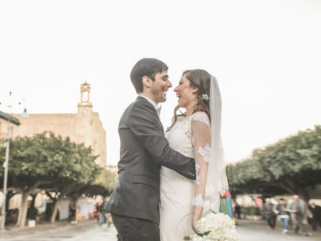 Il matrimonio di Luca e Giovannella a Favara, Agrigento 43