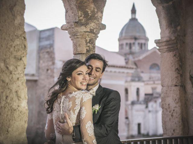 Il matrimonio di Luca e Giovannella a Favara, Agrigento 48