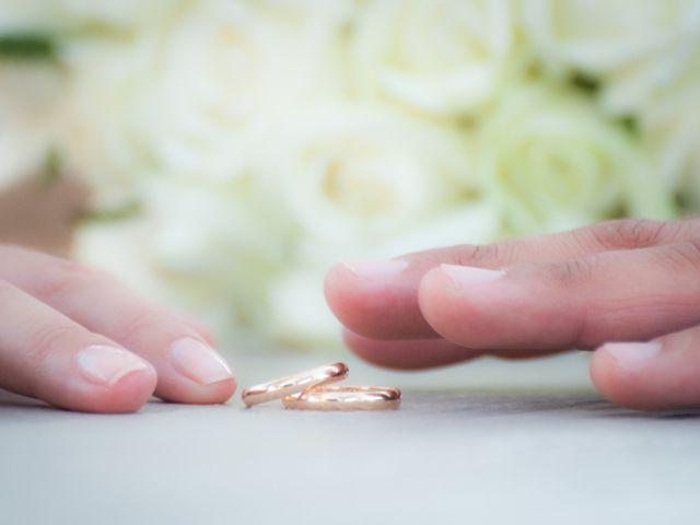 le nozze di Angela e Cosimo