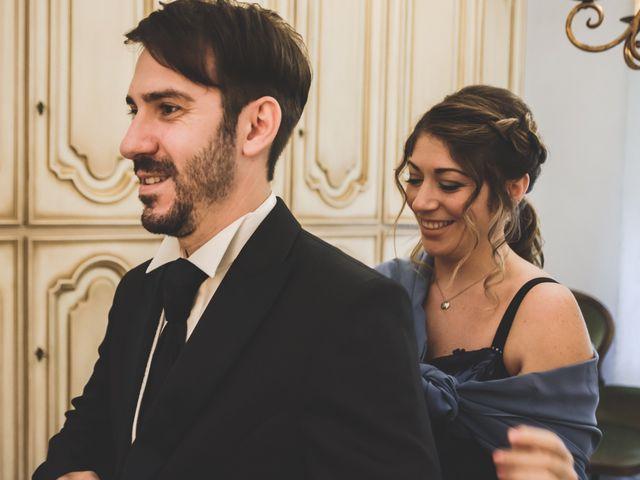 Il matrimonio di Alessandro e Francesca a Certaldo, Firenze 13
