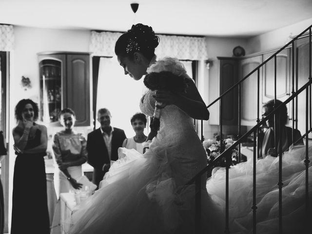 Il matrimonio di Alessandro e Francesca a Certaldo, Firenze 23