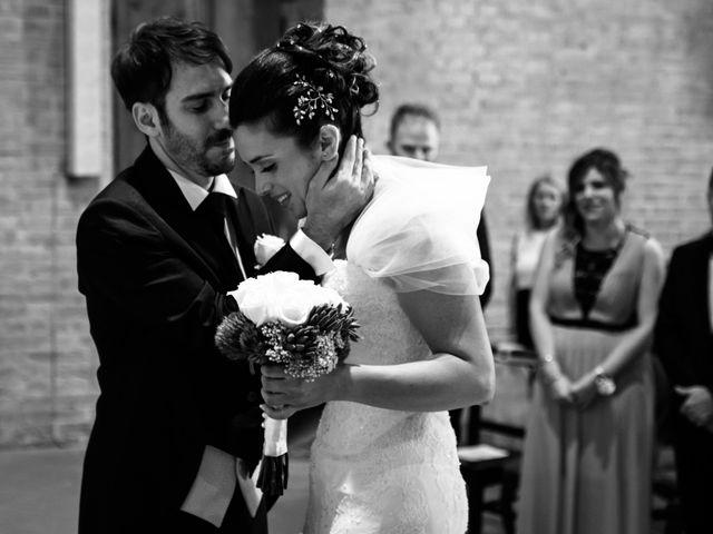Il matrimonio di Alessandro e Francesca a Certaldo, Firenze 28