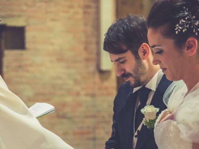 Il matrimonio di Alessandro e Francesca a Certaldo, Firenze 30