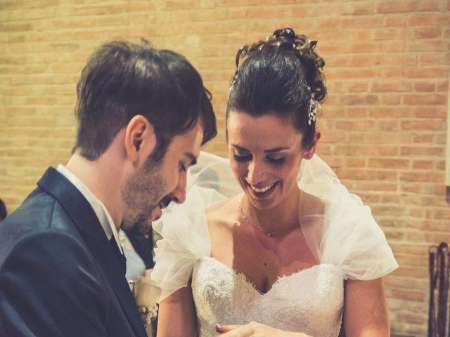 Il matrimonio di Alessandro e Francesca a Certaldo, Firenze 31