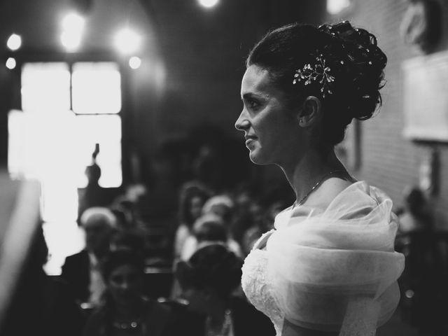 Il matrimonio di Alessandro e Francesca a Certaldo, Firenze 36