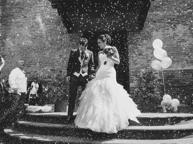 Il matrimonio di Alessandro e Francesca a Certaldo, Firenze 38