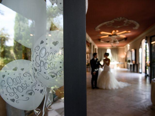 Il matrimonio di Alessandro e Francesca a Certaldo, Firenze 53