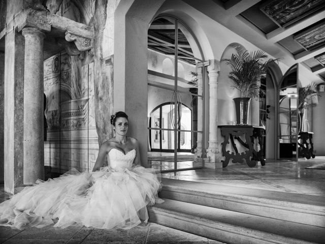 Il matrimonio di Alessandro e Francesca a Certaldo, Firenze 54