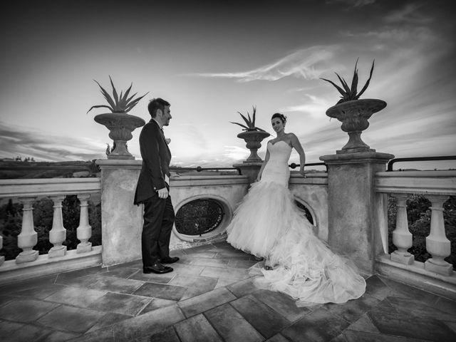 Il matrimonio di Alessandro e Francesca a Certaldo, Firenze 68