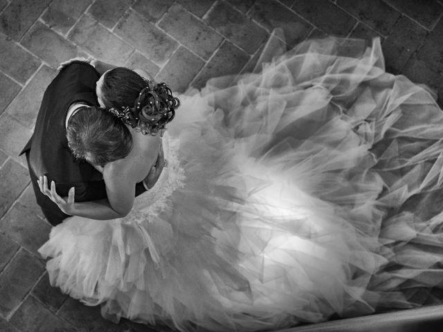Il matrimonio di Alessandro e Francesca a Certaldo, Firenze 72