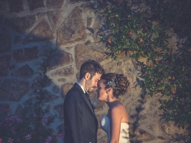 Il matrimonio di Alessandro e Francesca a Certaldo, Firenze 73