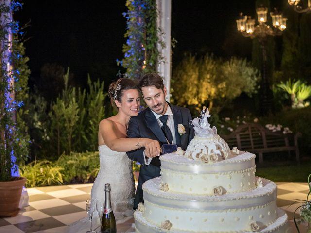 Il matrimonio di Alessandro e Francesca a Certaldo, Firenze 85