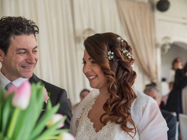 Il matrimonio di Alessandro e Stefania a Rivolta d'Adda, Cremona 17