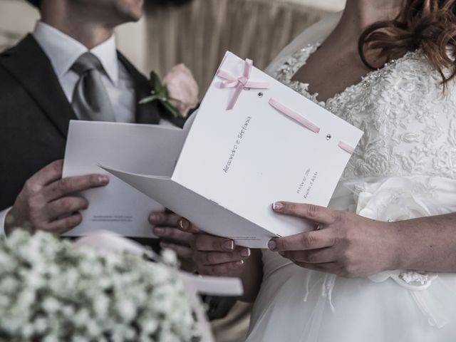 Il matrimonio di Alessandro e Stefania a Rivolta d'Adda, Cremona 18