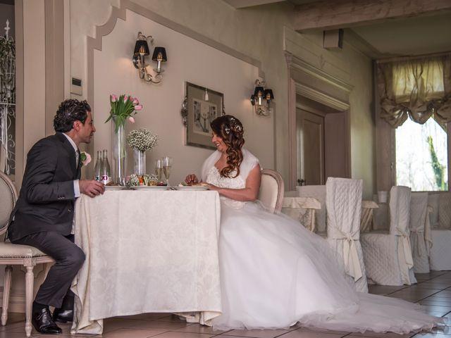 Il matrimonio di Alessandro e Stefania a Rivolta d'Adda, Cremona 34