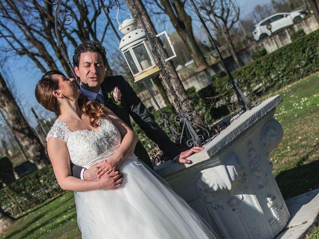 Il matrimonio di Alessandro e Stefania a Rivolta d'Adda, Cremona 40