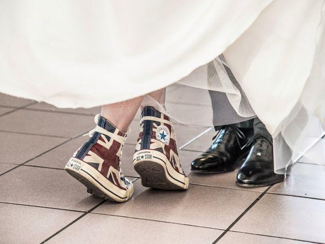 Il matrimonio di Alessandro e Stefania a Rivolta d'Adda, Cremona 45