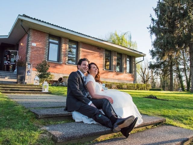 Il matrimonio di Alessandro e Stefania a Rivolta d'Adda, Cremona 50