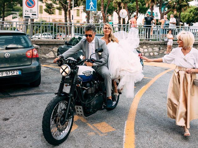 Il matrimonio di Jonathan e Vittoria a Spotorno, Savona 9