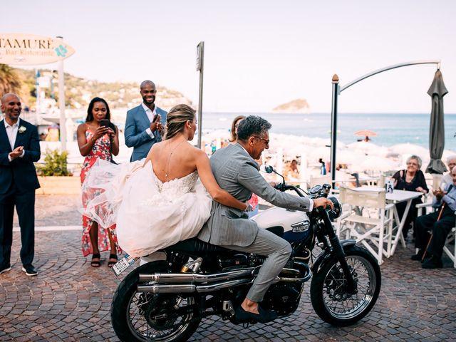 Il matrimonio di Jonathan e Vittoria a Spotorno, Savona 12