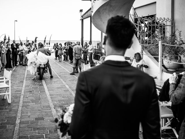 Il matrimonio di Jonathan e Vittoria a Spotorno, Savona 13