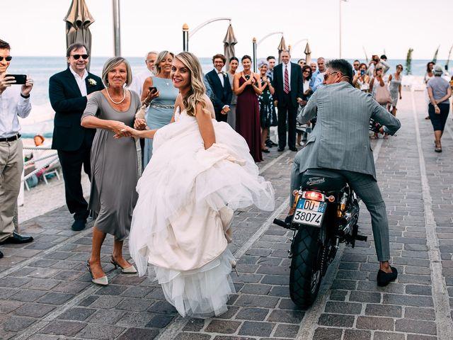 Il matrimonio di Jonathan e Vittoria a Spotorno, Savona 14
