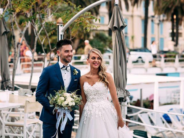 Il matrimonio di Jonathan e Vittoria a Spotorno, Savona 15