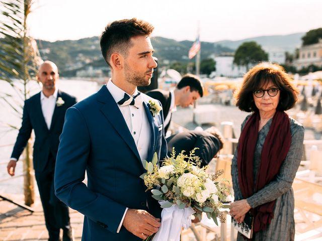 Il matrimonio di Jonathan e Vittoria a Spotorno, Savona 18