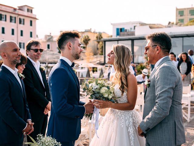 Il matrimonio di Jonathan e Vittoria a Spotorno, Savona 21