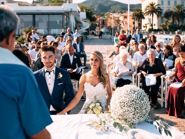 Il matrimonio di Jonathan e Vittoria a Spotorno, Savona 26