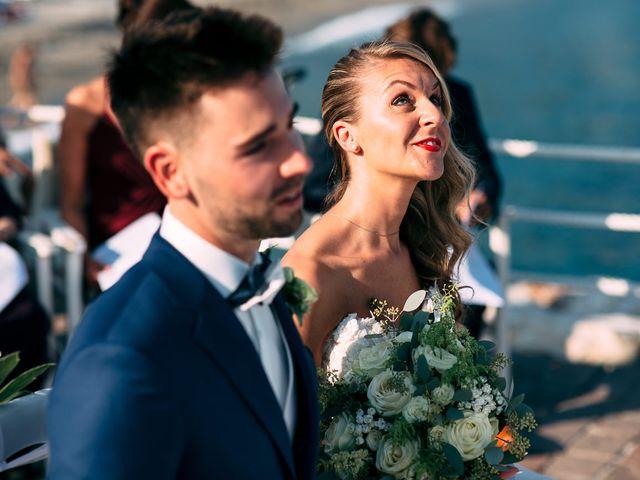 Il matrimonio di Jonathan e Vittoria a Spotorno, Savona 27