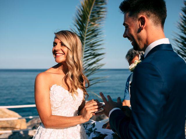 Il matrimonio di Jonathan e Vittoria a Spotorno, Savona 29