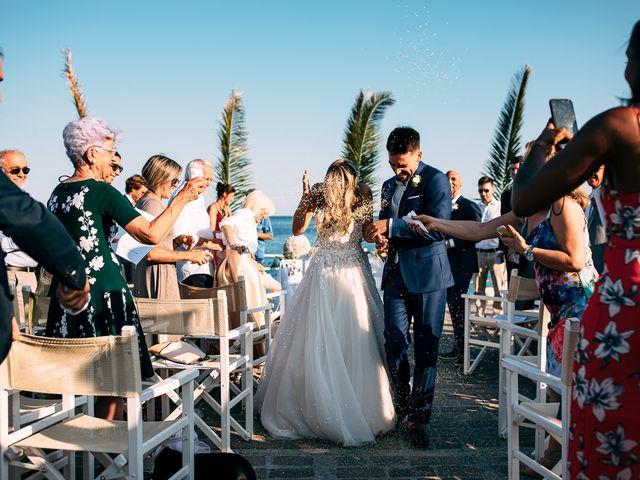 Il matrimonio di Jonathan e Vittoria a Spotorno, Savona 34