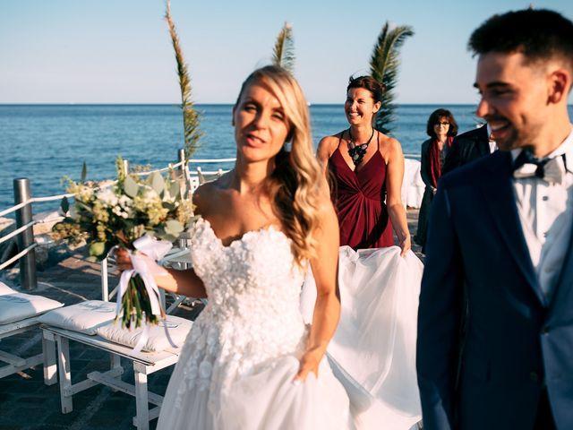 Il matrimonio di Jonathan e Vittoria a Spotorno, Savona 39