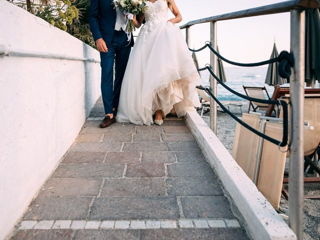 Il matrimonio di Jonathan e Vittoria a Spotorno, Savona 40