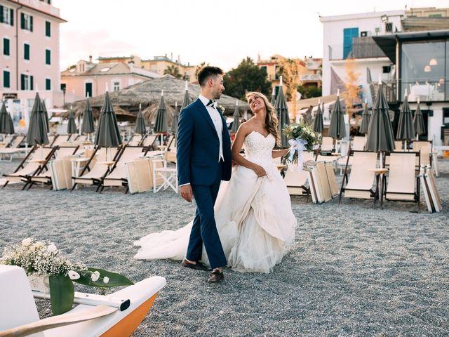 Il matrimonio di Jonathan e Vittoria a Spotorno, Savona 41