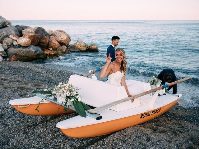 Il matrimonio di Jonathan e Vittoria a Spotorno, Savona 45