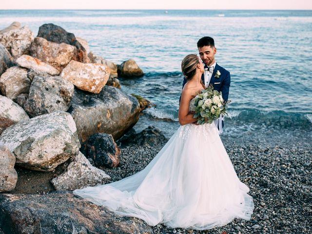 Il matrimonio di Jonathan e Vittoria a Spotorno, Savona 51