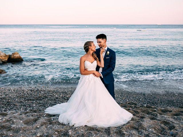 Il matrimonio di Jonathan e Vittoria a Spotorno, Savona 53